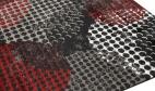 CARNEGIE BLACK RED