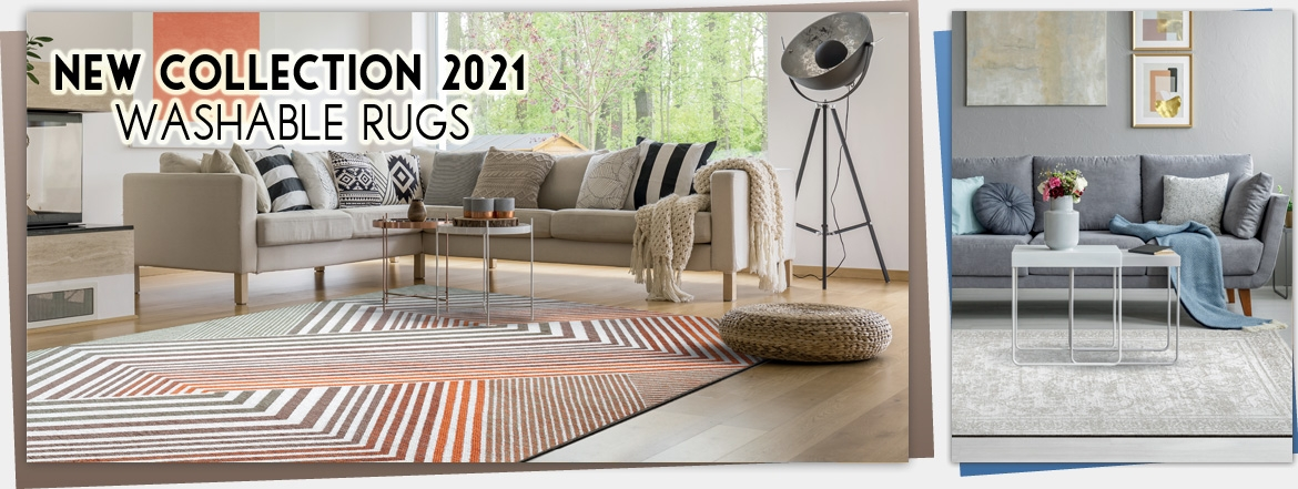 WASHABLE RUGS - Prime Collection