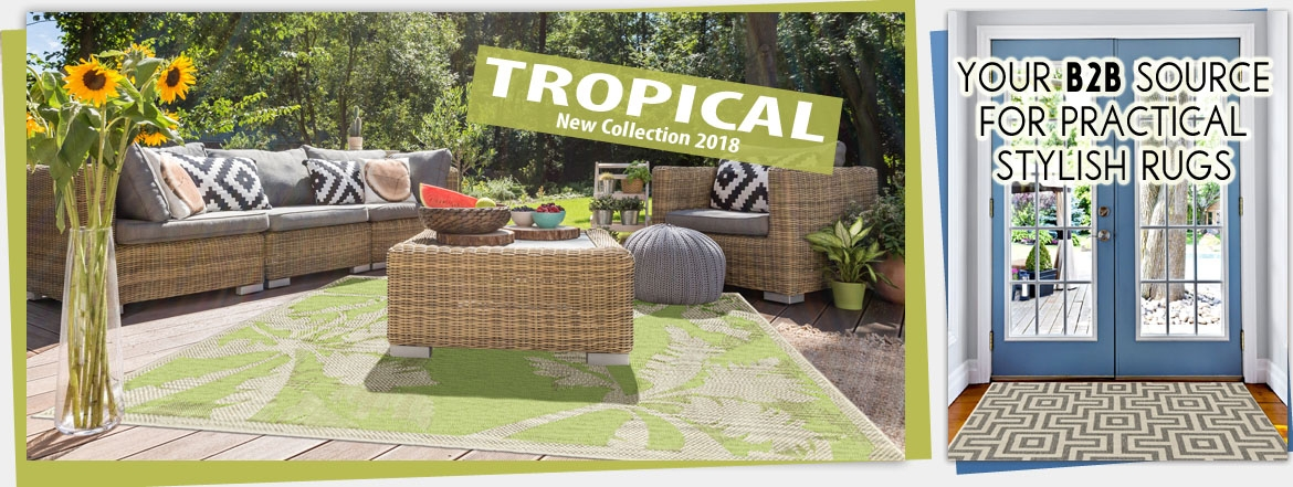 TROPICAL - View New Collection